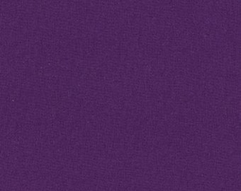 MODA - Bella Solids - Purple - Moda Basics  - 9900-21B - Brushed Coton - Solid Color - Solid - One More Yard