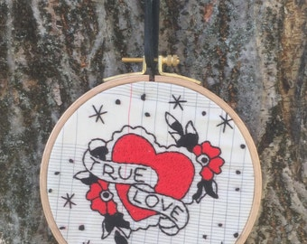 True Love Hoop