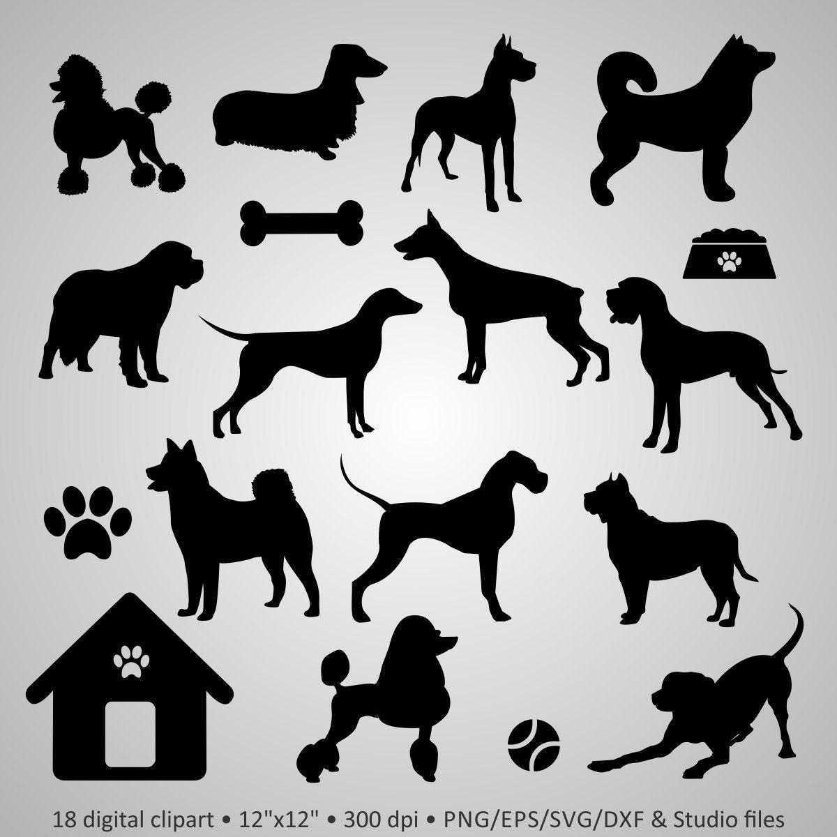 cliparts hunde kostenlos - photo #36