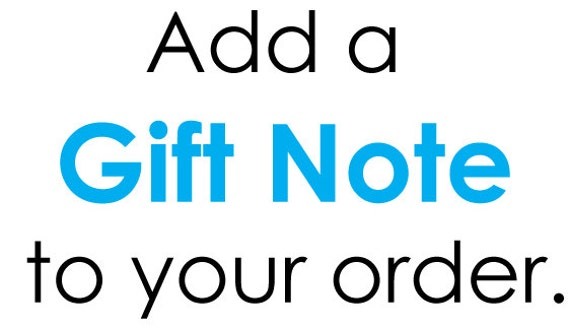 how to add a note to amazon order