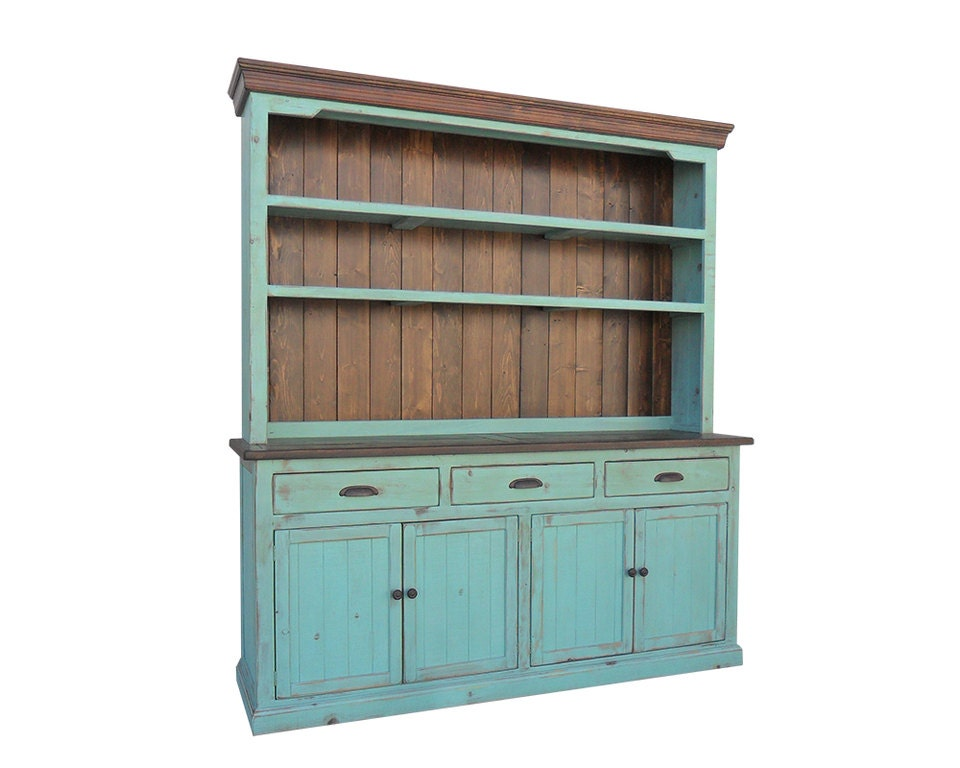 Wood Hutches Sideboards And Buffets ~ Antique china hutches hutch and buffet sideboard