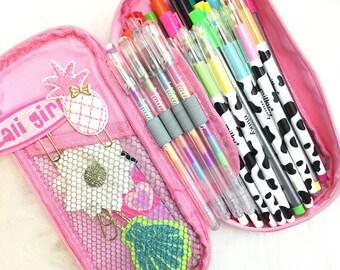 Zippered Pen/Pencil Case