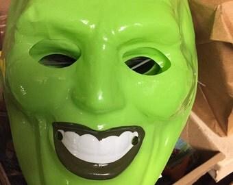 vintage the Mask halloween mask mint 1990