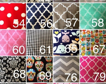 Fabric Choices for SloaneandBrodie