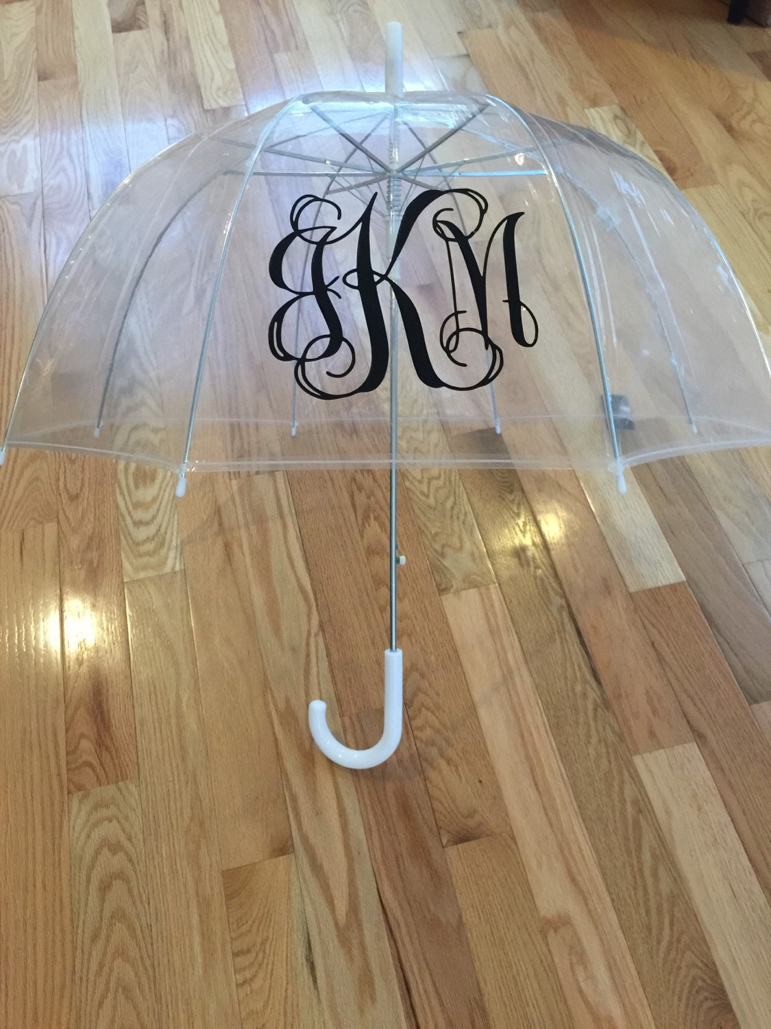monogrammed umbrella personalized umbrella great gift