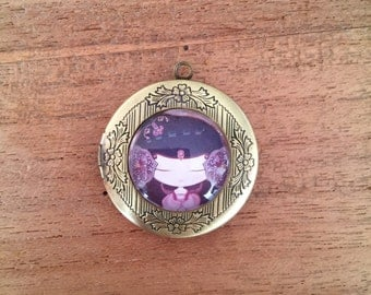 China girl locket for your precious photos