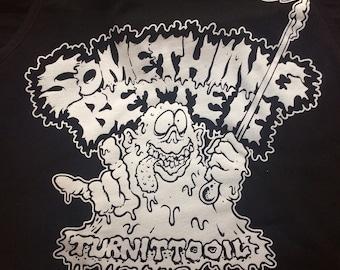 SBCC Glob Monster Black T-Shirt