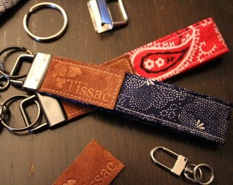 Eco-fashion Key Fobs