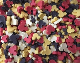 New and Improved Dog Treats - Mickey Mouse Shape Yogurt Treats with Vitamins - 3 Ounces