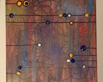 "Painting 0214 ""Dreamcatcher"""