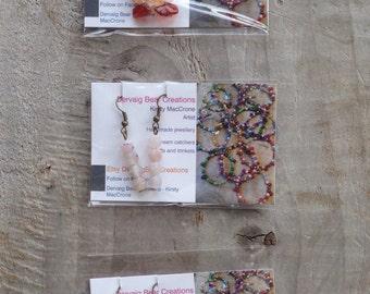 3 pairs gemstone earrings / citrine / sodalite / frosted agate / earring set / ladies gift / semi precious earrings / crystal healing