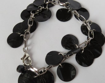 Rivershell Bracelet-Black