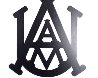 Alabama A & M University Metal Wall Art