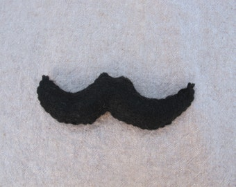 Mustache Catnip Cat Toy