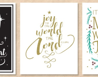 8x10 Christmas Prints