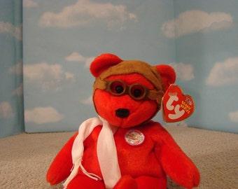 Bearon Beanie Babies Bear