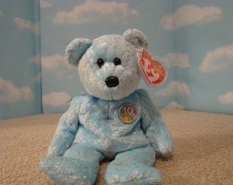 Decade the Light Blue Bear