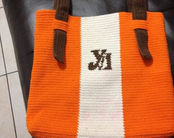 Crochet Handbag made to order in any color