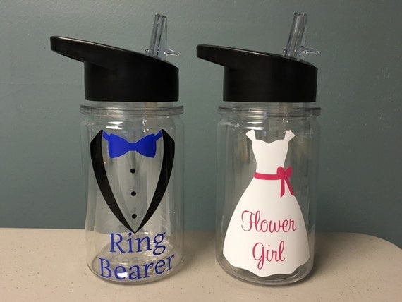 Childrens Wedding Gifts: Ring Bearer Gift Flower Girl Gift Wedding Party By