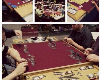Deposit: The Porter - Portable 3×3 Skirmish, RPG, Card, & Board Game Table Top