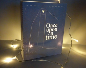 Book Lights: Once upon a time