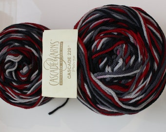 Casscade 220 Paints Yarn