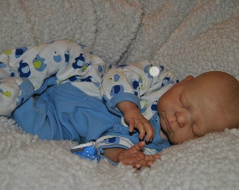 SPECIAL LIMITED TIME!  Surprise Sleeping Reborn Baby Doll **Special pricing sale!**