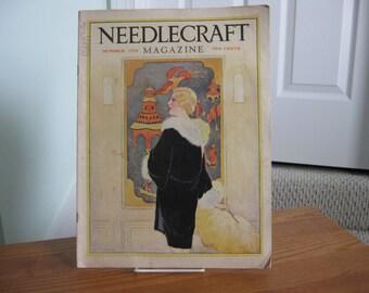Needlecraft Magazine , October , 1928