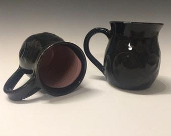 Black raspberry mugs