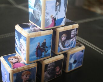 Handmade Storytime Blocks
