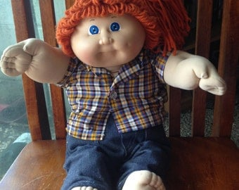 Vintage 1985 Cabbage Patch Doll