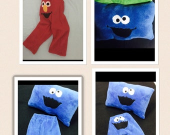 Warm pants toddler gift elmo, Cookie Monster or Grouch