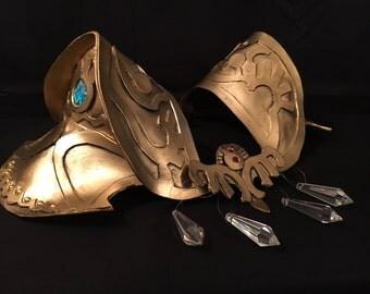 Zelda Pauldrons - Legend of Zelda Twilight Princess