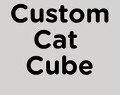 Custom Cat Cube - wraith1385