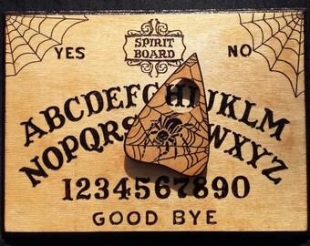 Spider & Web Spirit Board