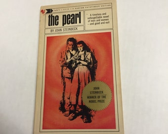 The Pearl by John Steinbeck Vintage Book