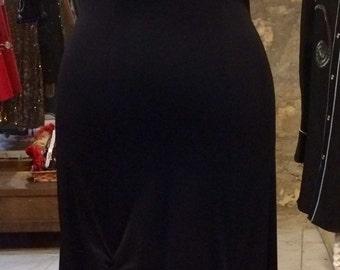 1990's evening dress. Size S.