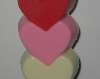 Stacked Hearts Pop
