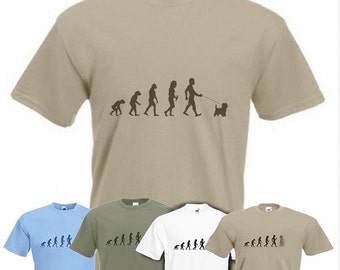 Evolution To Cairn Terrier to t-shirt Funny Dog T-shirt sizes S TO 2XXL