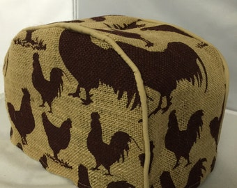 Rooster 2 slice toaster cover