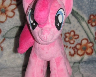 Pinkie Pie Pony Plush