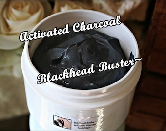 Charcoal Mask~Charcoal Face Mask~Detoxifying Mask~Skin Toning Mask~Blackhead Remover~Purifying Mask~Skin Firming Mask~Charcoal Treatment~