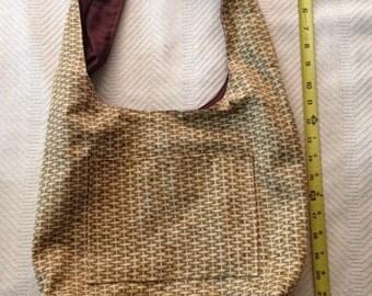 Boho Bag, Tote Bag, Market bag, Travel bag, Book bag,