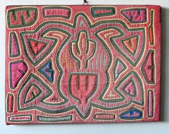 Kuna Indians Mola art / textile