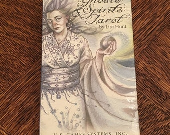 Ghost & Spirit Tarot - Lisa Hunt