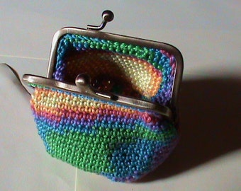 coin purse crochet