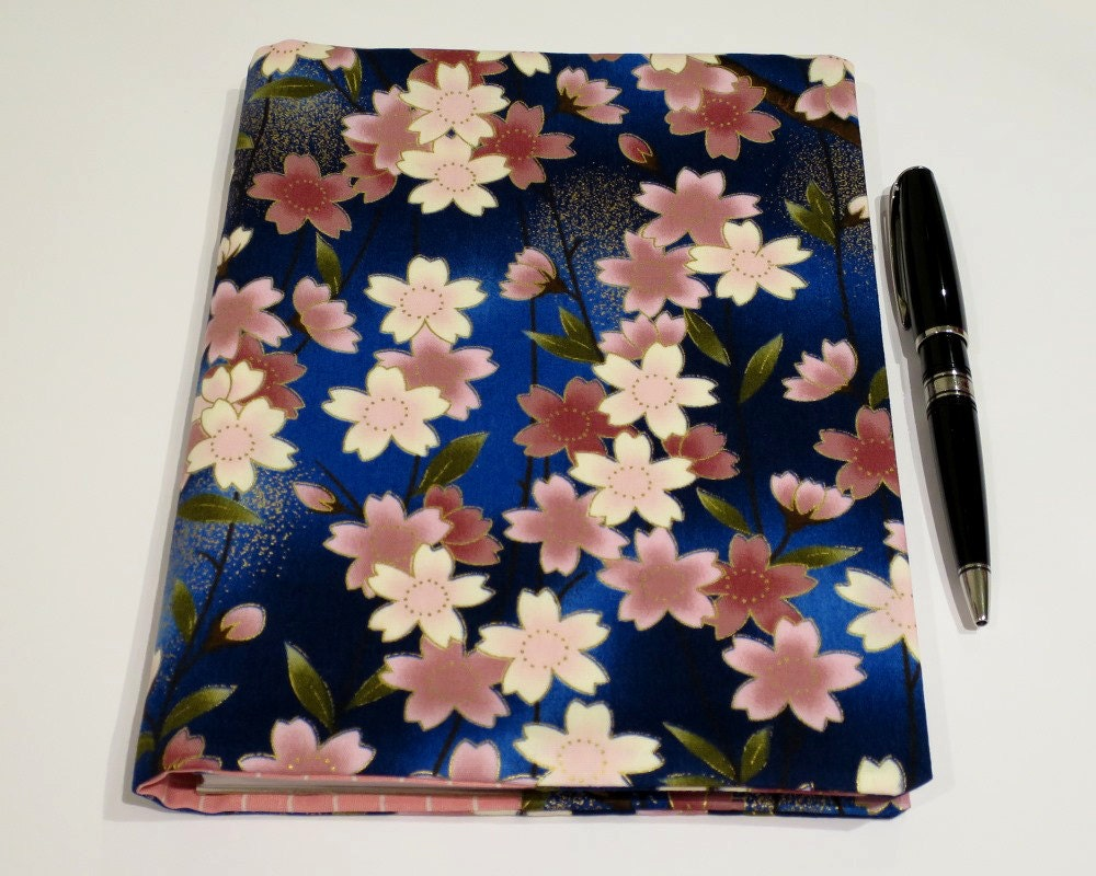 Book Cover Material Uk ~ Fabric book cover suits a notebook bonus included