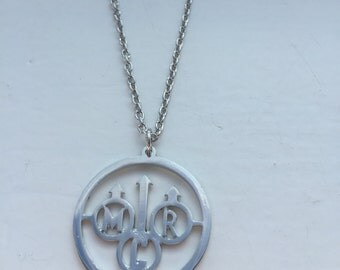 My Chemical Romance Logo Necklace
