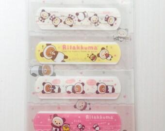 10 Band Aid ( Panda Rilakkuma)