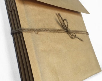 Brown Kraft Bubble Mailer 16x16cm - Pack of 5
